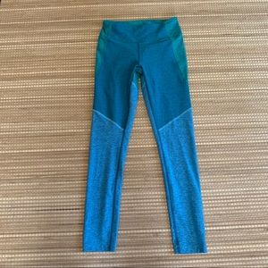 Outdoor Voices athletic yoga leggings size S